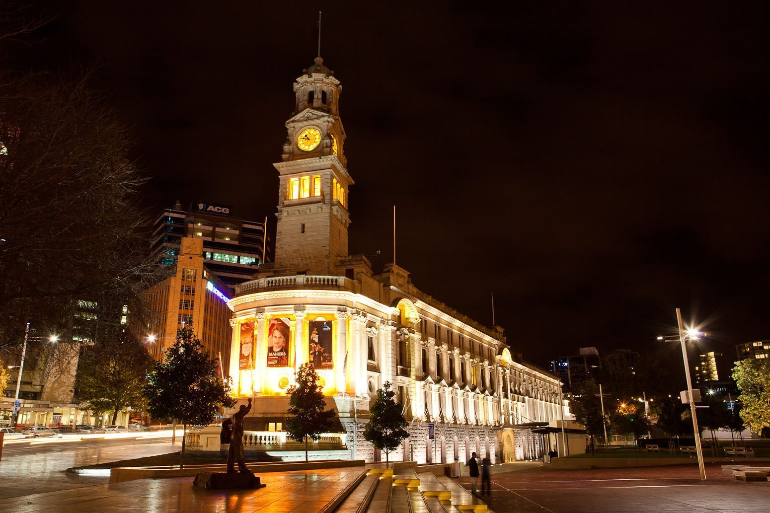 Auckland Town Hall. Photo credit: Simon Darby