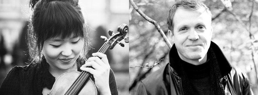 Suyeon Kang (2015 Winner) and Stephen de Pledge (Collaborating Pianist)