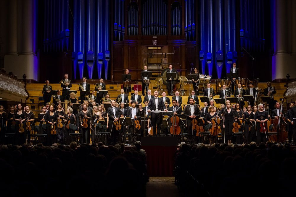 Auckland Philharmonia Orchestra, New Zealand – Orchestra