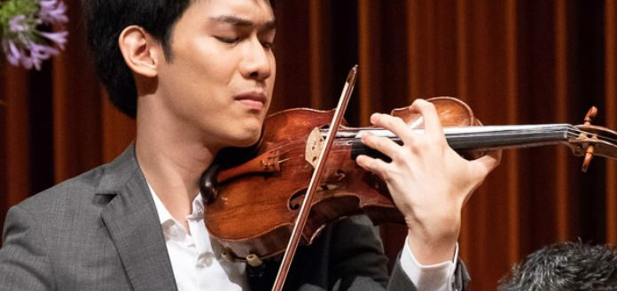 Richard Lin Violin Violinist Cover 696x329