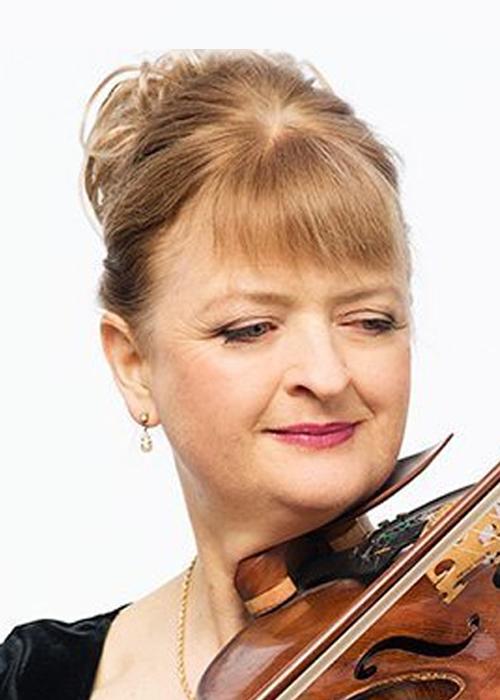Gillian Ansell, Viola