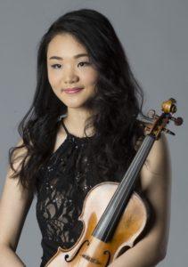 Quarter-finalists 2019 - Michael Hill International Violin
